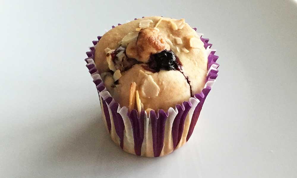 Recept-glutenvrije-muffins-bosbessen-Chef-Ernst