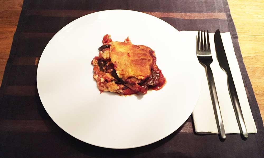 Vegetarische-lactosevrije-glutenvrije-moussaka-recept-Chef-Ernst
