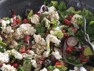 Arabische salade